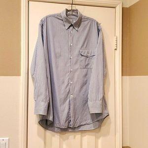 Giorgio Armani men's cotton dress shirt. 15 32/33